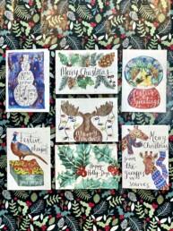 plantable card bundle